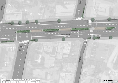 Lincoln Neighborhood Corridor Streetscape Project (LiNC)