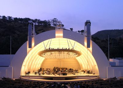 Hollywood Bowl Shell Renovation and Stage Replacement*