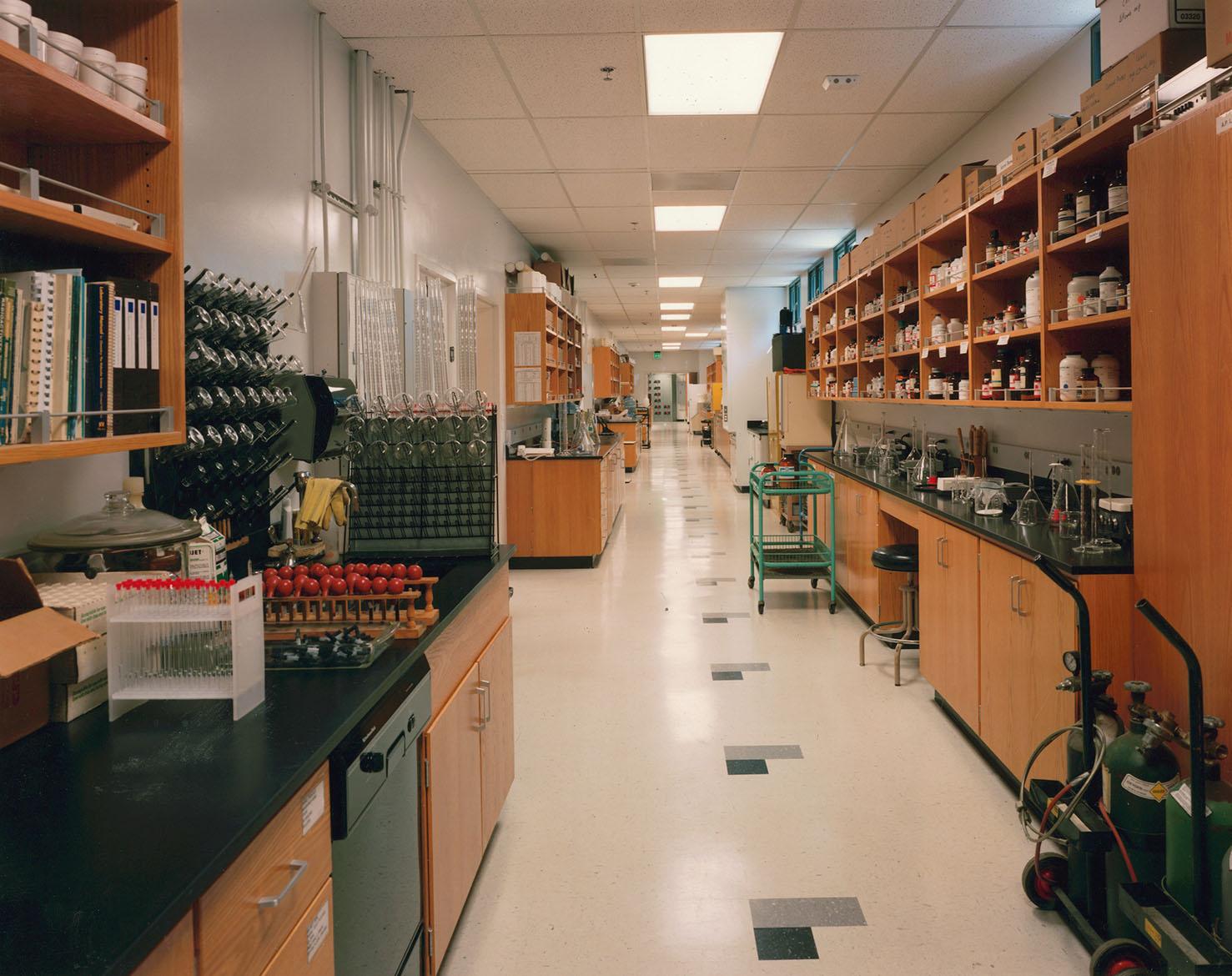 Munger Science Lab