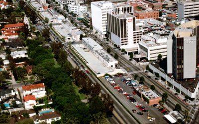 Beverly Hills Triangle Urban Design-Streetscape Improvement Program
