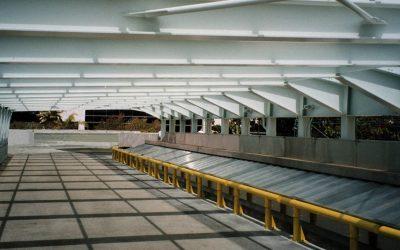 Interline Baggage Facility Los Angeles International Airport
