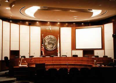 Santa Monica City Council Chamber