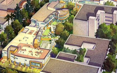 Temple Israel of Hollywood Expansion