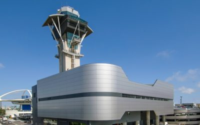 LAWA's First Design-Build Project Wins 2016 DBIA WPR Award for LAX CUP