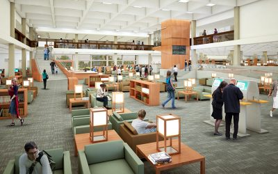Glendale Central Library Renovation