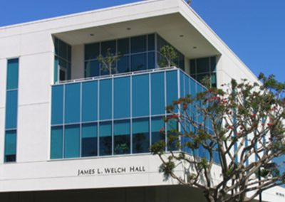 CSU Dominguez Hills Welch Hall Information Technology Center and Public Safety Offices