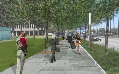 LAWA Century Corridor Streetscape Conceptual Plan