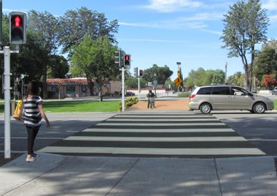 SCAG-SANBAG Improvement to Transit Access for Pedestrians and Cyclists