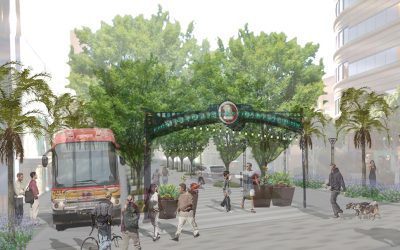 Long Beach Downtown and TOD Pedestrian Master Plan