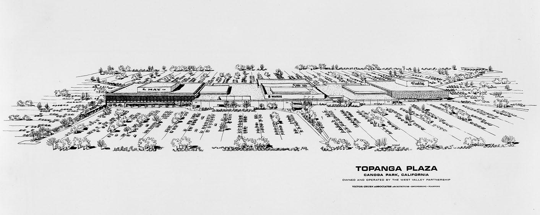 Topanga Plaza_Plan