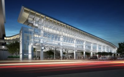 Metro Airport Metro Connector-96th Street Station*