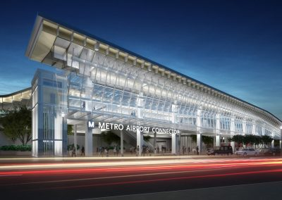 LAX/Metro Transit Center*