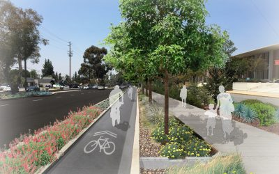 Foothill Boulevard Streetscape Project