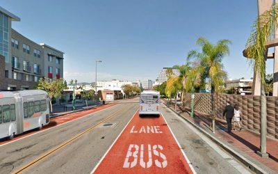 Metro NoHo-to-Pasadena BRT Corridor Technical Study