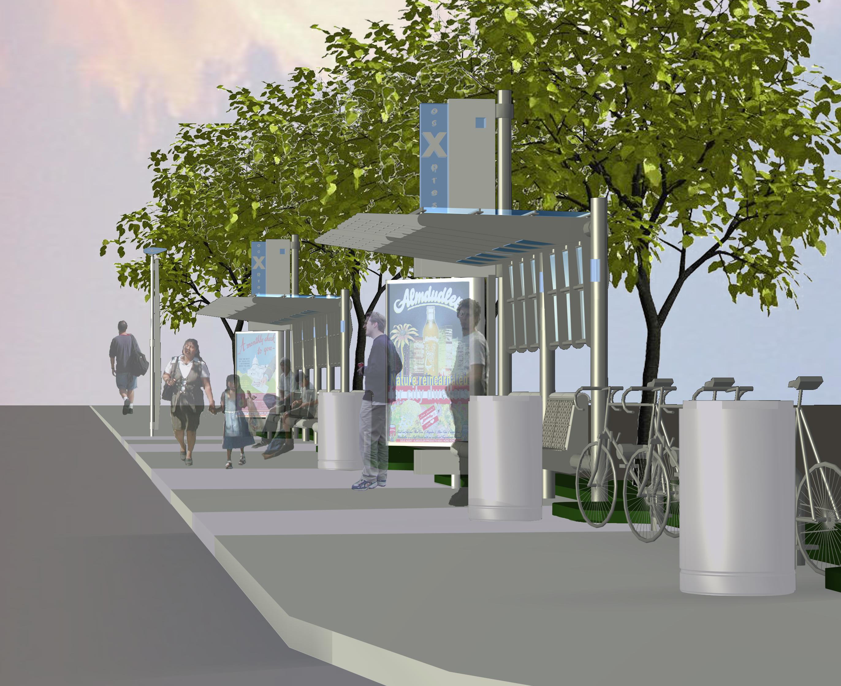 OCTA Transit Center 2