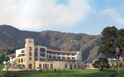 Pepperdine University Student Recreation & Events Center