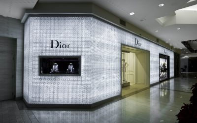 Dior South Coast Plaza