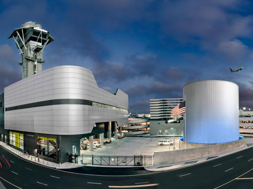 LAX Central Utility Plant (CUP) Replacement