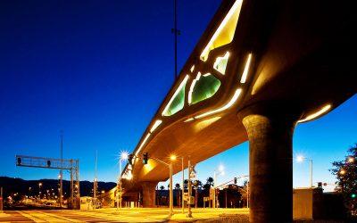 Metro Orange Line (MOL) Canoga Extension, San Fernando Valley, California