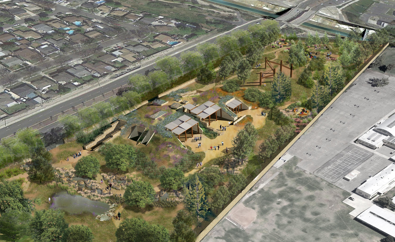 Camp Aerial Image
