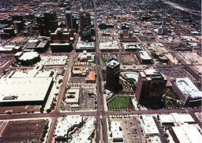 Central Phoenix Development Plan – Central Avenue Image Study and Streetscape Plan