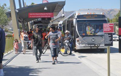 Metro Orange Line (MOL) MIS/DEIS/EIR, San Fernando Valley