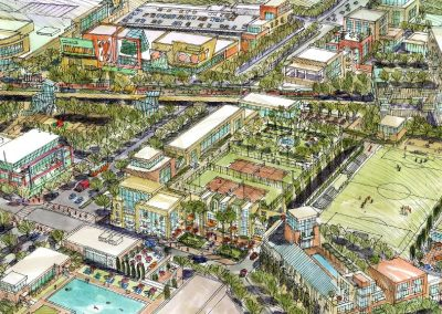 Cerritos TOD Demonstration Project