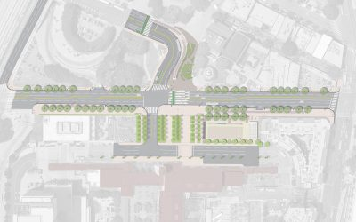Los Angeles Union Station Forecourt and Esplanade Improvements Project