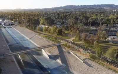 Los Angeles River Valley Bikeways and Greenways