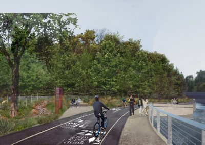 LA Riverway San Fernando Valley Completion Project – Segment 1 and 2