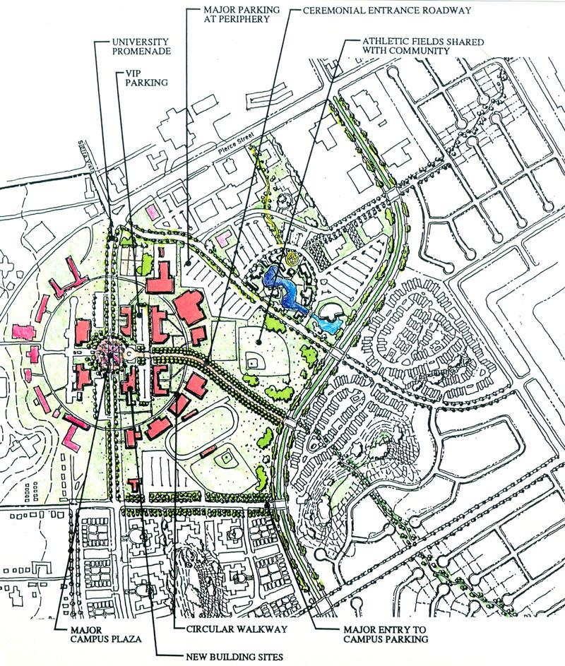 La-Sierra-site-plan