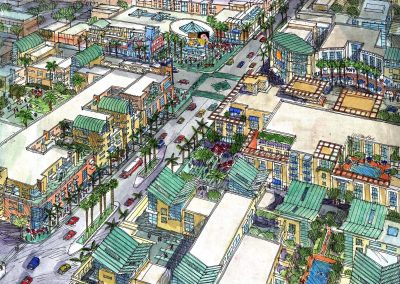 Downtown Monterey Park Mixed Use & Pedestrian Linkages Plan and Zoning Ordinance