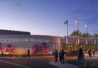 Otay Mesa Land Port of Entry Expansion and Modernization*