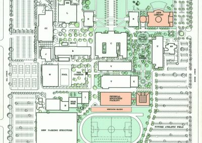 Pasadena City College Master Plan
