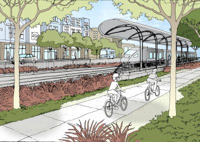 Redlands Passenger Rail Station Area Plans