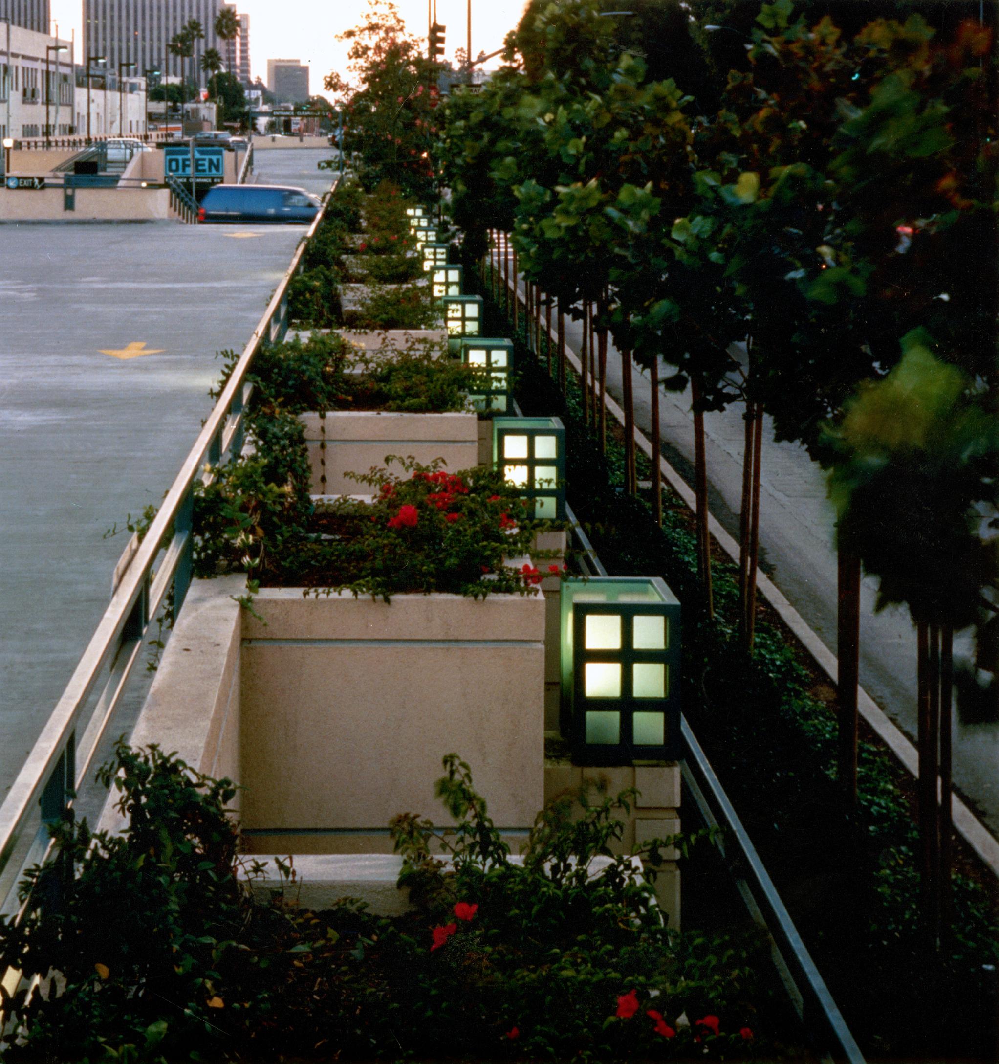The Santa Monica Five Parking Structures 02