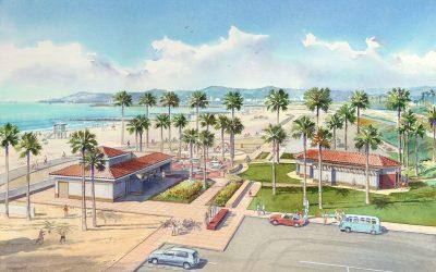 Dockweiler State Beach General Refurbishment Program