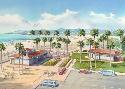 Dockweiler State Beach General Refurbishment Program