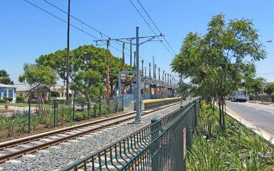 Metro Mid-City/Exposition LRT Line, Phase I