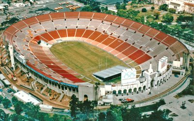 Los Angeles Memorial Coliseum Earthquake Damage Repair*