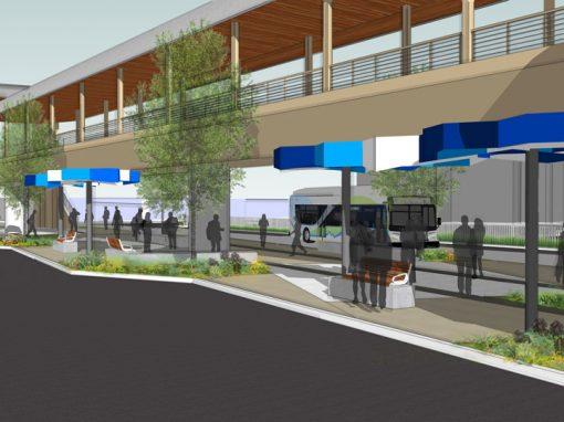 Mt. San Antonio College (Mt. SAC) Transit Center