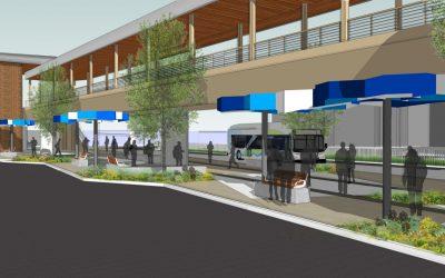 Groundbreaking for the Mt. San Antonio Transit Center and Pedestrian Bridge Project