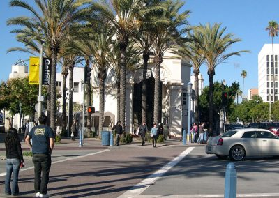 Westwood Village Streetscape Plan